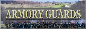 Visit the Armory Guards on Facebook